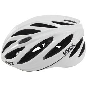 UVEX Boss Race - Casque de vélo - blanc